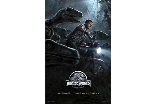 """Box Office USA: un mese di trionfi per """"Jurassic World"""""""