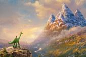 """""""Il Viaggio di Arlo"""": nuove clip con i dinosauri"""