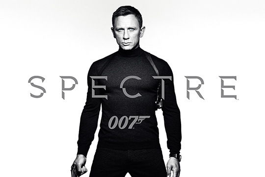 """""""Spectre – 007"""": nuovi poster e uno spot"""