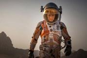 """Box Office USA: """"The Martian"""" ancora primo dopo cinque settimane"""