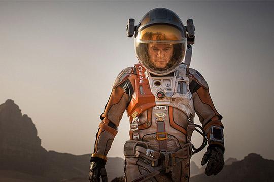 """Box office americano: esordio spettacolare per """"Sopravvissuto – The Martian"""""""