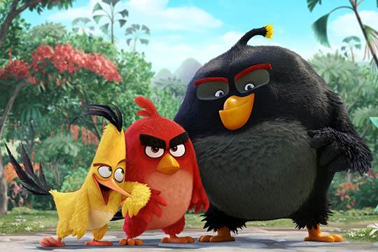 """""""Angry Birds - Il Film"""": ecco il primo trailer italiano"""