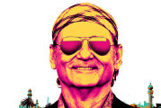 """Rock the Kasbah"": il trailer in italiano con Bill Murray"