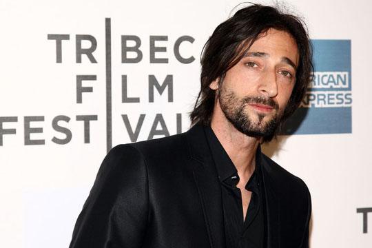 Adrien Brody attore e coproduttore per