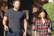 Ben Affleck e Jennifer Garner: pace all'orizzonte?