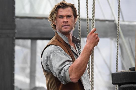 """Box office Italia: dominio di """"Heart Of The Sea – Le Origini di Moby Dick"""""""