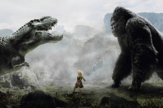 """Kong: Skull Island"" passa alla WB: crossover con Godzilla?"