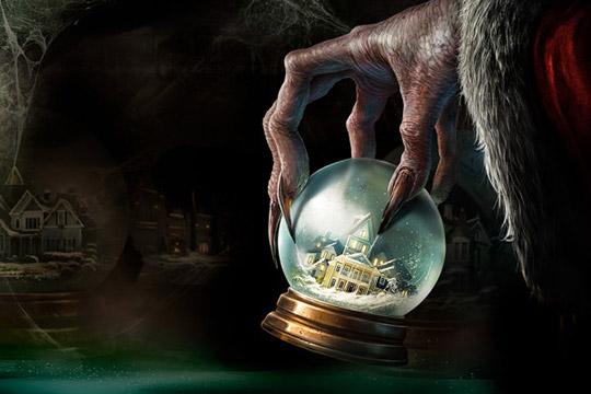"""""""Krampus"""", il primo trailer in italiano della commedia horror"""