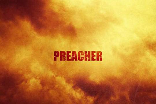 """""""Preacher"""", il poster ufficiale della nuova serie di Seth Rogen"""
