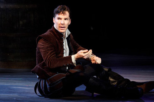 "Benedict Cumberbatch: il no a ""Star Wars Episodio VII"""