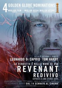 Revenant – Redivivo (16 gennaio)
