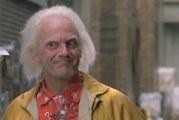 """Il 'Doc' Emmet Lathorp Brown sogna un quarto """"Ritorno al futuro"""""""
