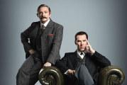 """""""Sherlock"""": il trailer dello special vittoriano"""