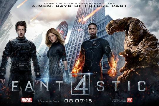 """Cancellato il sequel di """"Fantastic 4 - I Fantastici Quattro"""""""