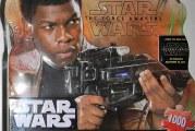 """""""Star Wars: Episodio VII – Il risveglio della forza"""", falso lo spoiler Amazon su Finn?"""
