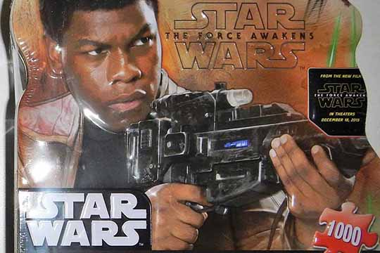 """""""Star Wars: Episodio VII - Il risveglio della forza"""", falso lo spoiler Amazon su Finn?"""
