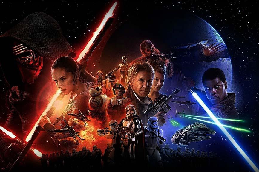 Star Wars: Episodio VII – Il risveglio della forza (2015)