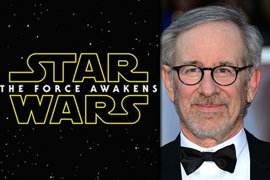 """Steven Spielberg su """"Star Wars"""": """"Il nuovo episodio sarà il maggior successo di sempre"""""""
