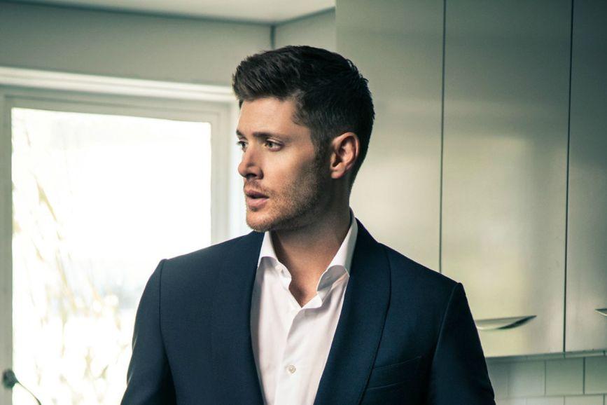 Jensen Ackles camicia