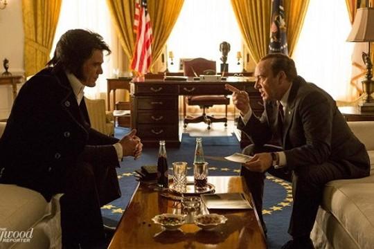 Michael Shannon e Kevin Spacey nel primo trailer di