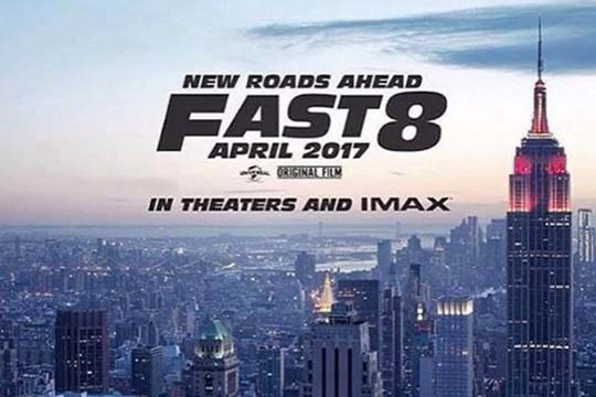"""""""Fast and Furious 8"""": Vin Diesel spoilera il poster"""