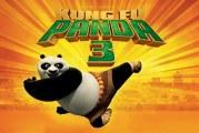 """Box Office USA: """"Kung Fu Panda 3"""" mantiene la vetta della classifica"""