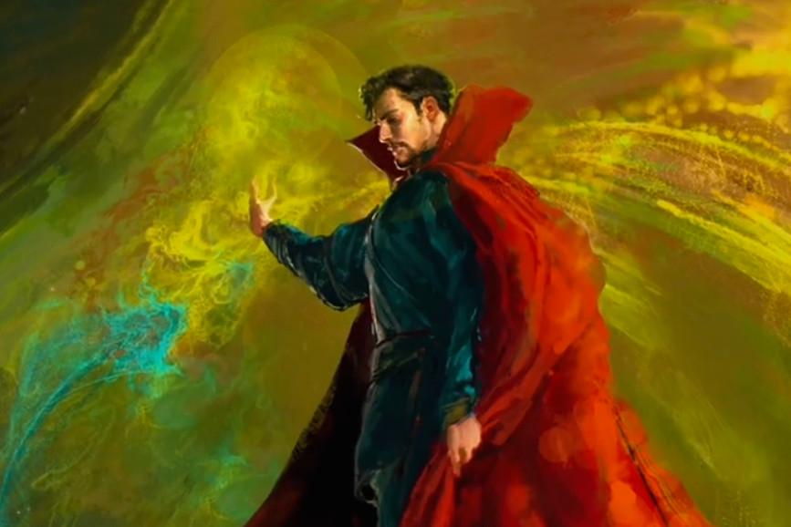 Doctor Strange 2: il regista lo renderà horror?