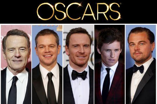 Oscar 2016: Miglior Attore Protagonista