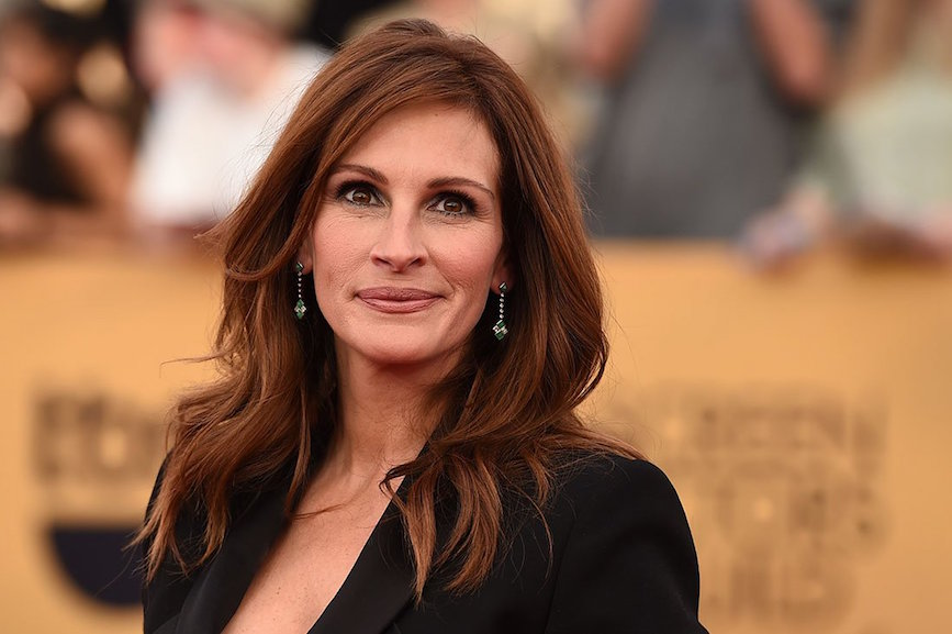Julia Roberts sarà Sally Butler in 'Train Man'