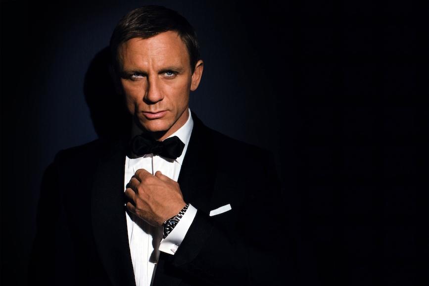 Tom Hiddleston candidato a ricoprire il ruolo di James Bond