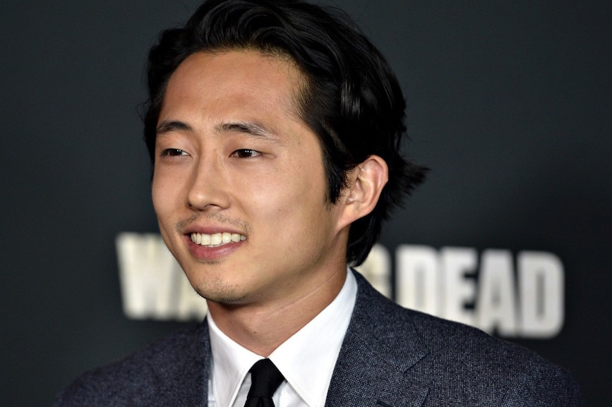 Steven Yeun e Samara Weaving: star nel thriller Mayhem