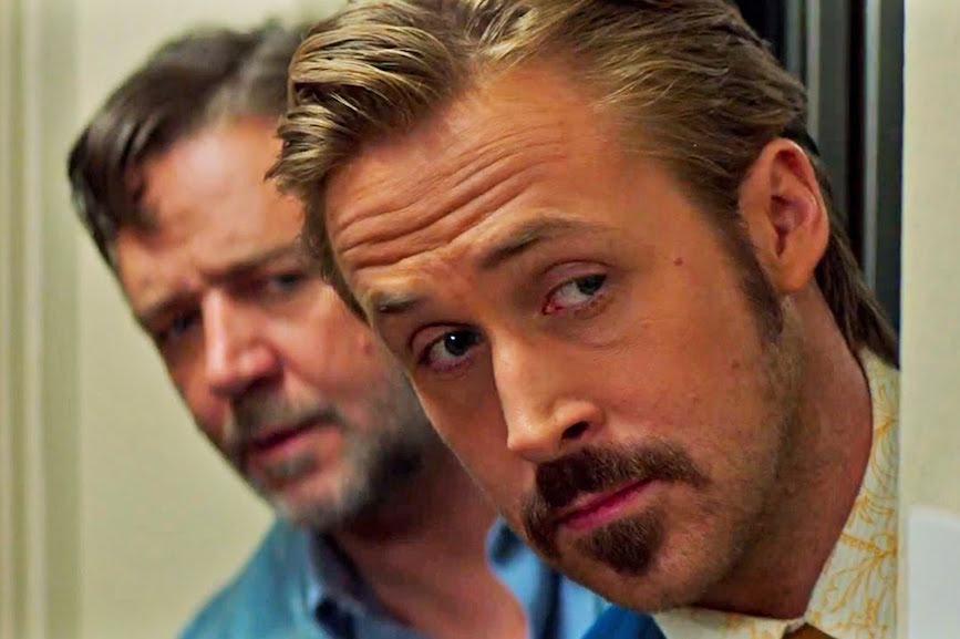 The Nice Guys: diffuso il trailer del film