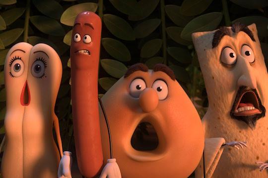 Sausage party il trailer del nuovo film d animazione