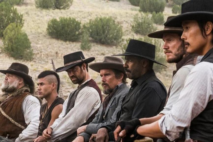 Box office USA: 'I magnifici 7' dominatori assoluti