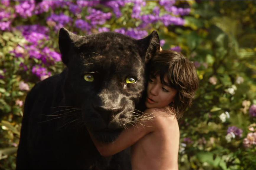 Il libro della giungla Mowgly