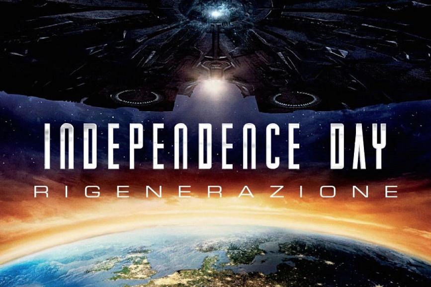 Independence Day: Rigenerazione: rilasciato uno spot tv