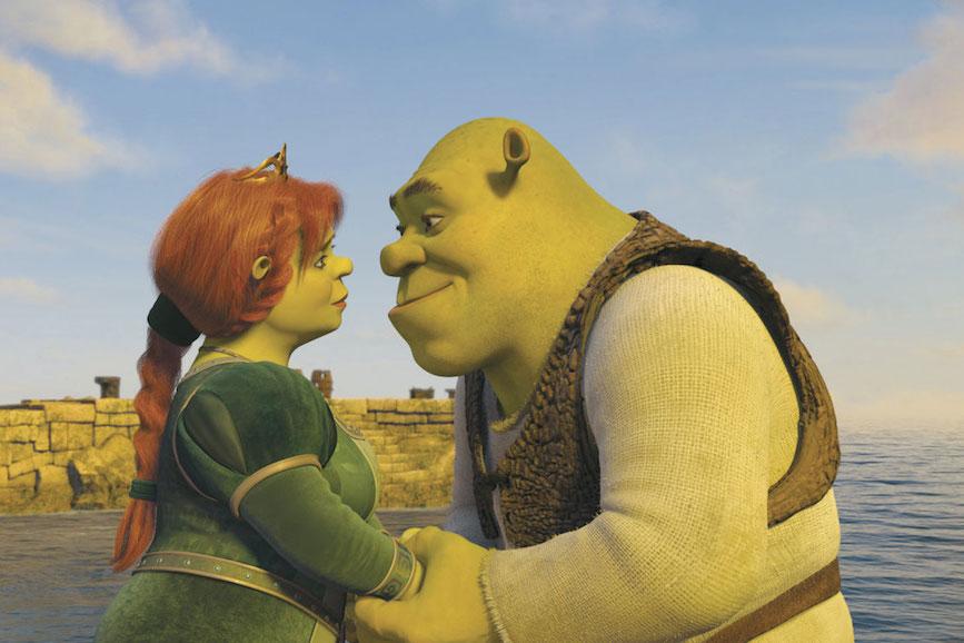Shrek: un compleanno in 4K