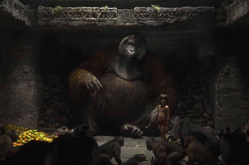 """Box Office Italia: """"Il libro della giungla"""" in testa per la terza volta"""