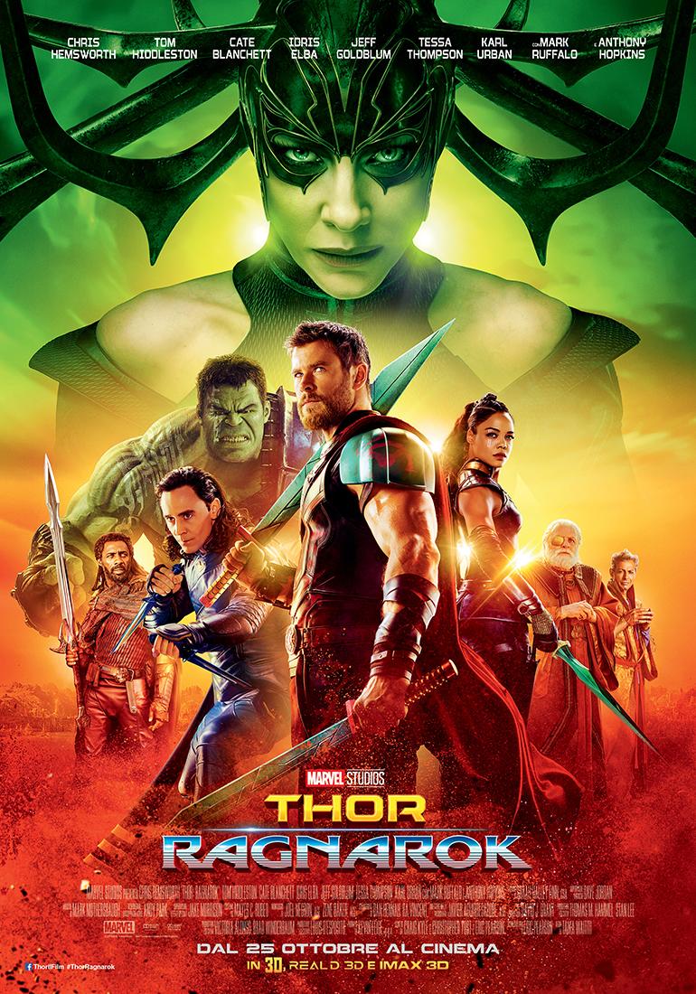 Thor: Ragnarok - Recensione, Trama, Trailer - Ecodelcinema