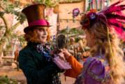 """Box Office Italia: """"Alice attraverso lo specchio"""" primo in classifica"""