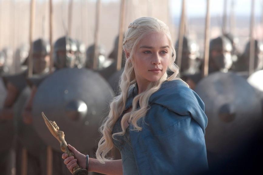 Il Trono di Spade - Emilia Clarke