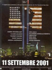 11 settembre 2001 locandina