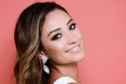"Shay Mitchell nel film horror ""Cadaver"""
