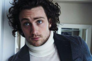 Aaron Taylor-Johnson photoshoot