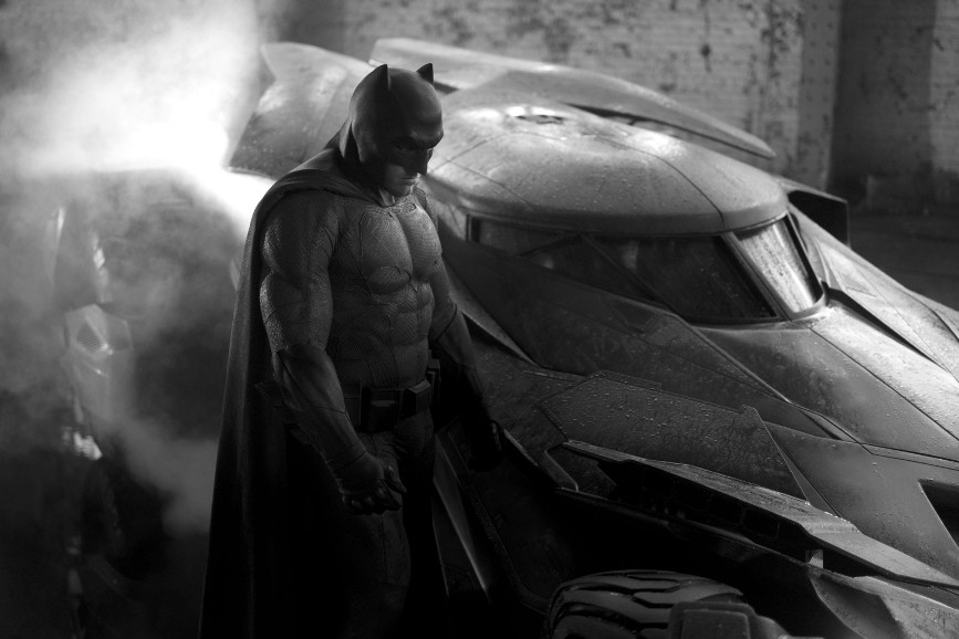 Ben Affleck Batman 1