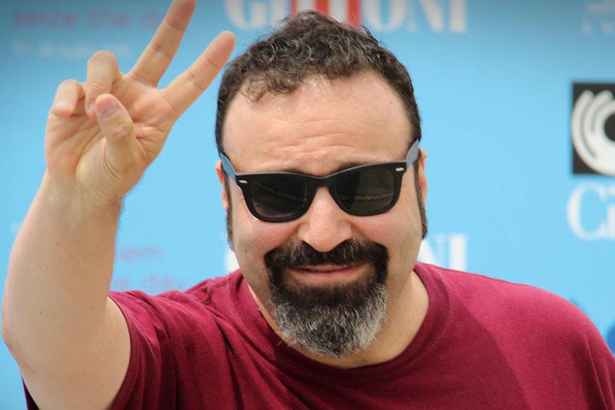 Massimiliano Bruno Occhiali