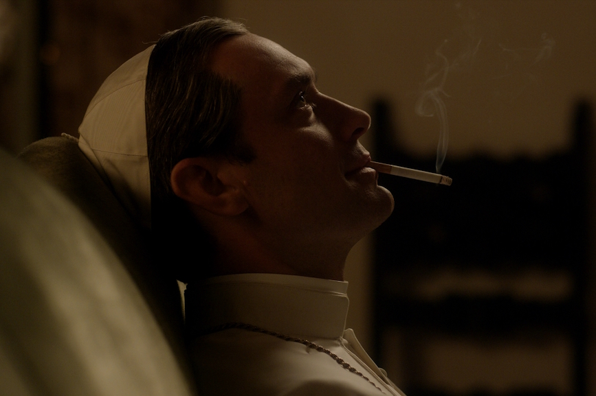 The Young Pope: la nuova serie di Paolo Sorrentino con Jude Law