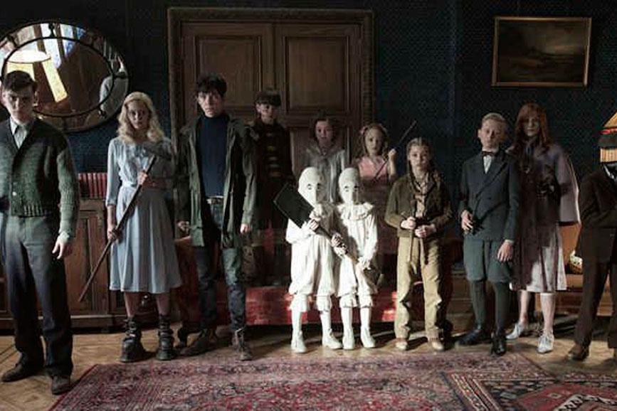La casa dei bambini speciali di Miss Peregrine