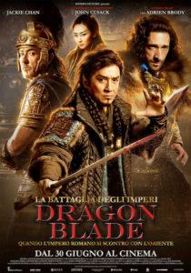 La battaglia degli imperi dragon blade
