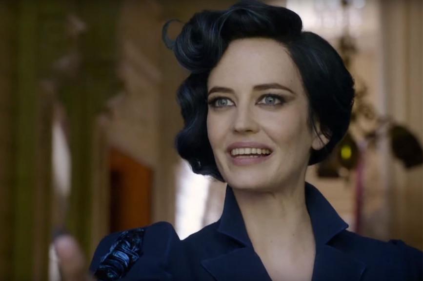 Miss Peregrine - La casa dei bambini speciali: diffusi i character poster